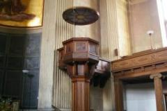 Johanniskirche Zittau Beleuchtung Altar und Beschallung